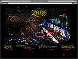 Entertainment Website