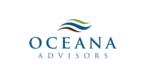 OCEANA ADVISORS<br>Logo Design | Los Angeles, CA