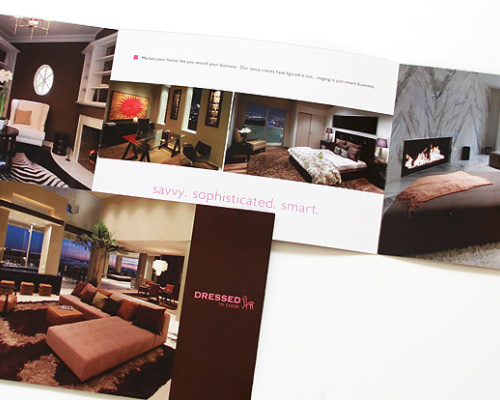 Dressed Design | Brochure