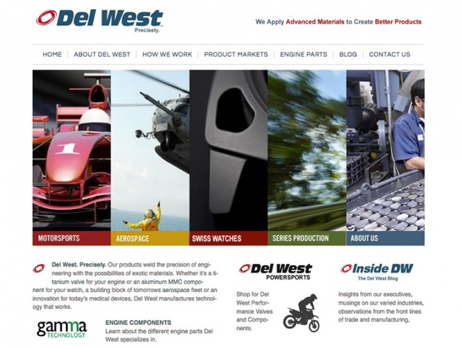 Del West Engineering