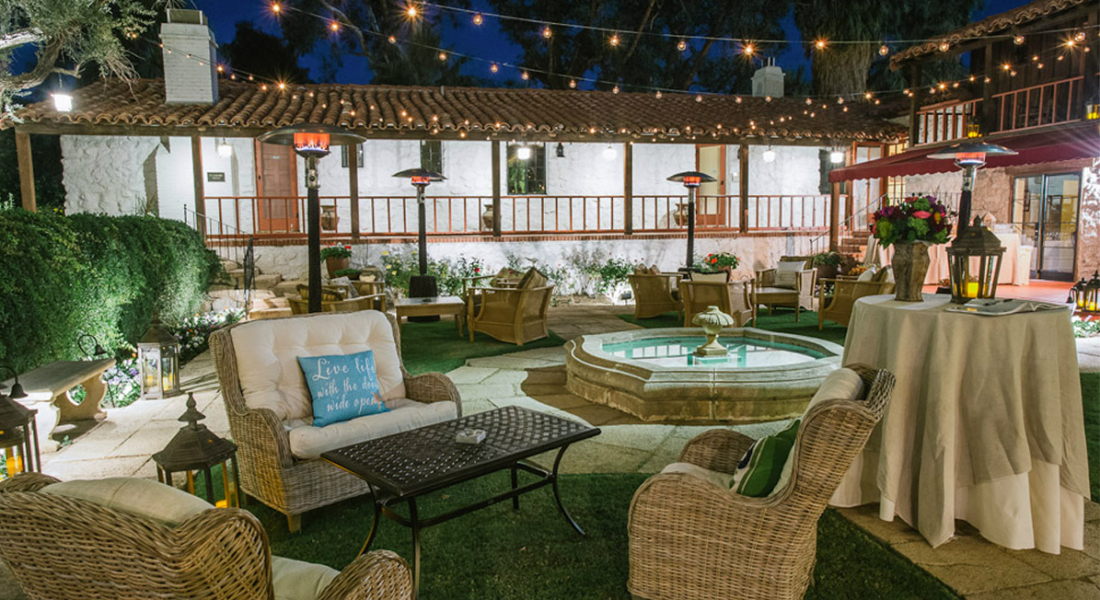 event planner palm springs los angeles