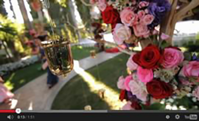 wedding planner beverlyhillshotel video 1