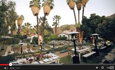 wedding planner palm desert video 1